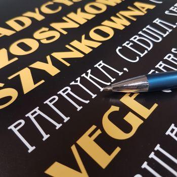 Naklejki reklamowe, etykiety samoprzylepne, wlepki Wrocław