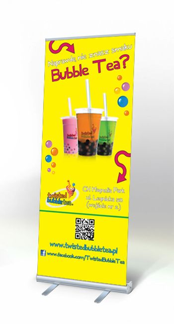 Kasety Roll-up - stytemy rollup 85x200, 100x200, 120x200